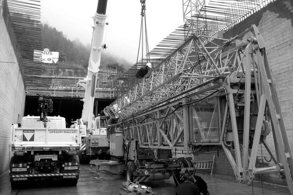 Vetsch Bau AG | Tiefbau