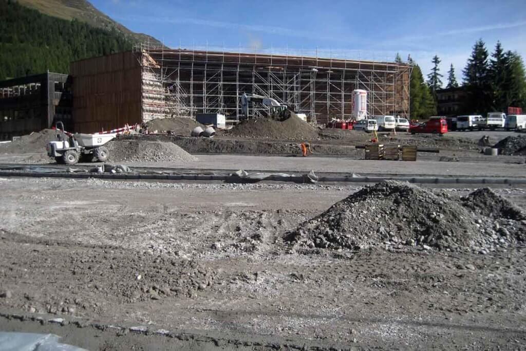 Vetsch Bau AG | Umbau