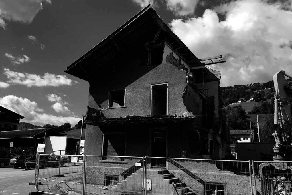 Vetsch Bau AG | Abbruch
